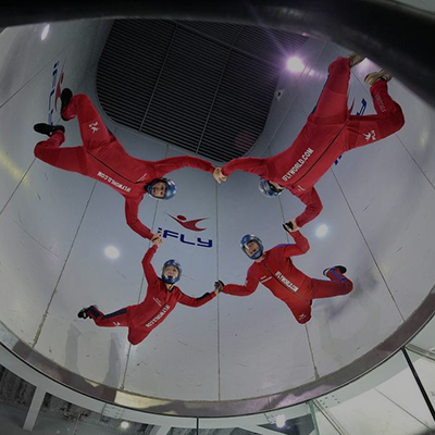 I-Fly Indoor Skydiving